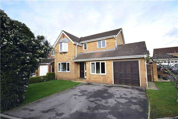 4 Bedrooms Detached House for sale in Chepstow Park, BRISTOL, BS16 6SQ