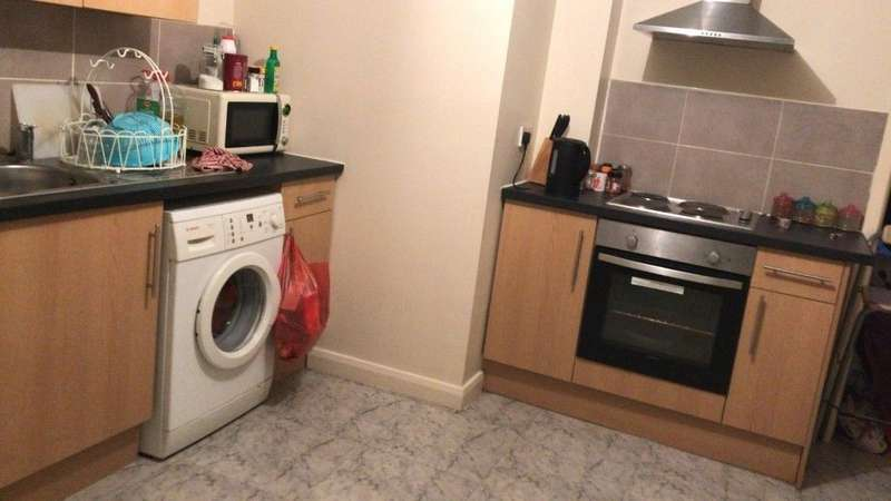 2 Bedrooms Flat for sale in Luton, Luton, HertfordshIre, LU1 2QT