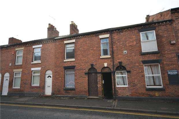 3 Bedrooms Terraced House for sale in Wistaston Road, Crewe