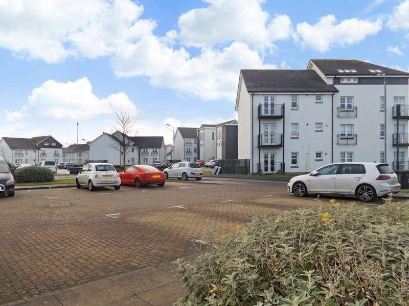 2 Bedrooms Flat for sale in Belfast Quay, Irvine, KA12