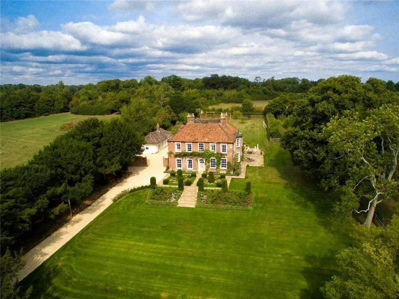 7 Bedrooms Detached House for sale in Newton Toney, Salisbury, Wiltshire
