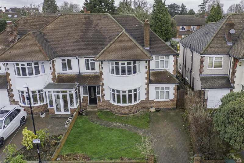 4 Bedrooms Semi Detached House for sale in Orchard Crescent, Coventry