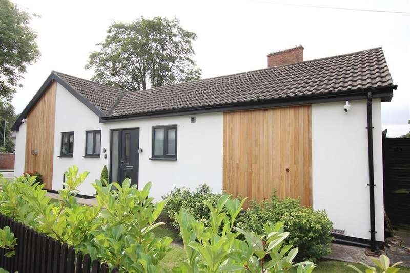 2 Bedrooms Detached Bungalow for sale in Barlow Street, Darlington