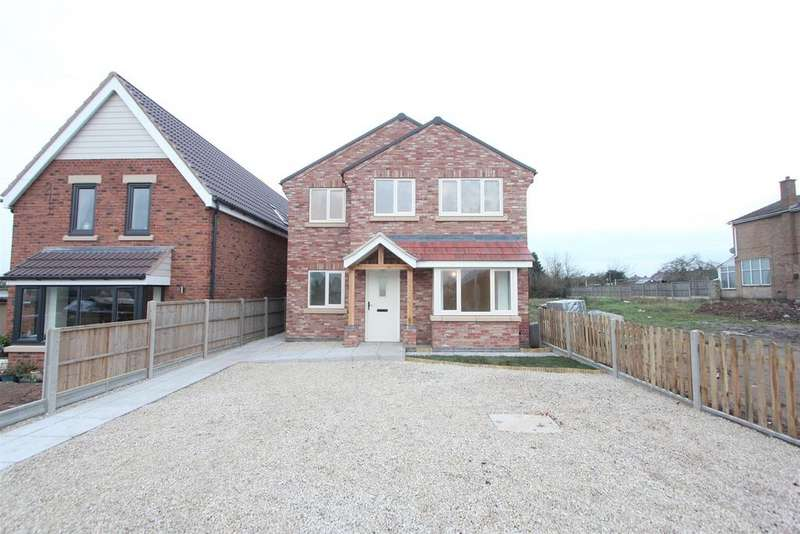 4 Bedrooms Detached House for sale in High Tor East, Earl Shilton, Leicester