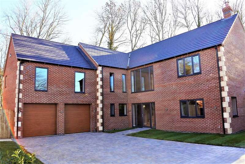 5 Bedrooms Detached House for sale in Willow Brook, Harlaxton, Grantham
