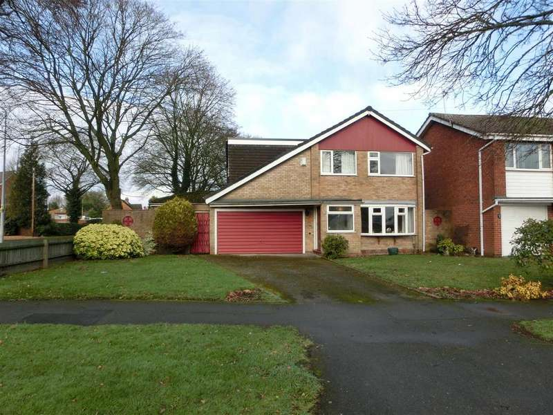 4 Bedrooms Detached House for sale in Shawhurst Lane, Hollywood, Birmingham