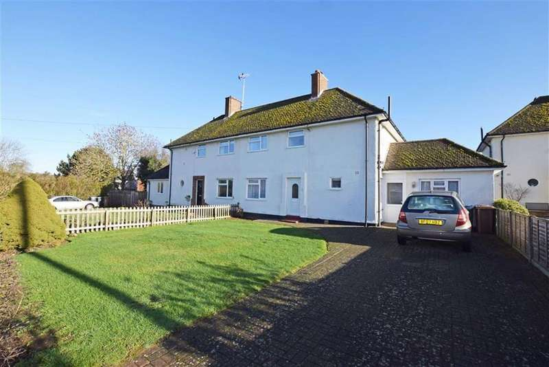 3 Bedrooms Semi Detached House for sale in Wheatcotes, Datchworth, Hertfordshire, SG3
