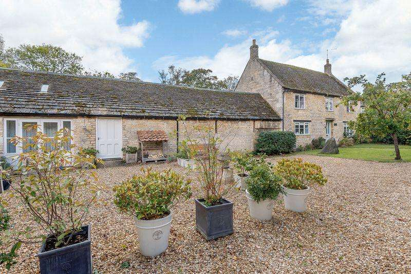6 Bedrooms Detached House for sale in Casewick, Stamford, Lincolnshire