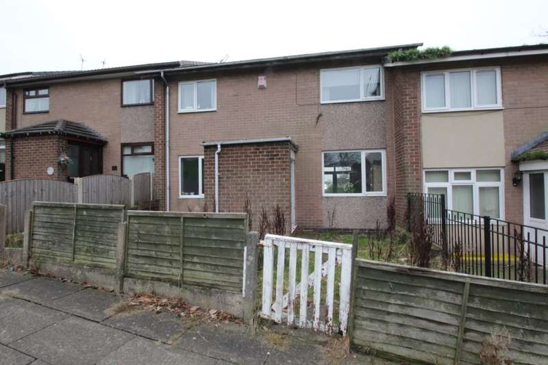 3 Bedrooms Terraced House for sale in Silverton Close, Hyde, SK14