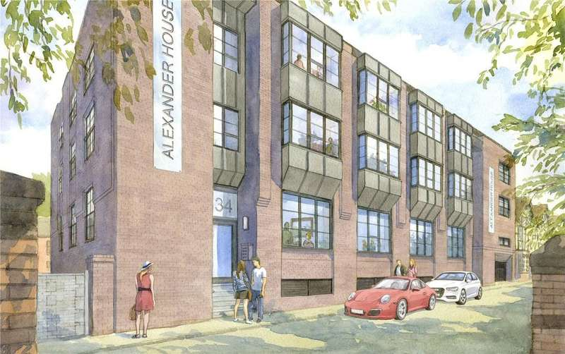 2 Bedrooms Flat for sale in Cuppin Street, Chester, CH1