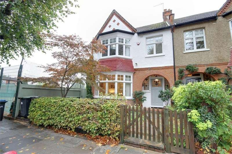 4 Bedrooms Semi Detached House for sale in ABBEY ROAD, ENFIELD