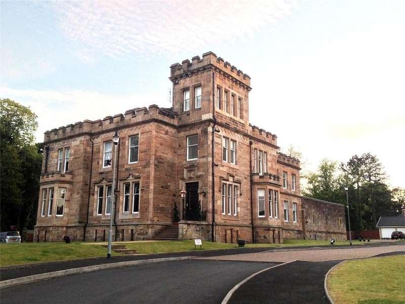 1 Bedroom Apartment Flat for sale in 2/2, Montfort Park, Darnley Road, Barrhead, Glasgow