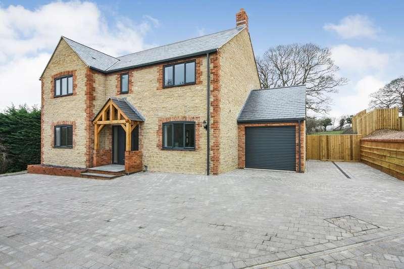 4 Bedrooms Detached House for sale in Sevenhampton, Wiltshire SN6