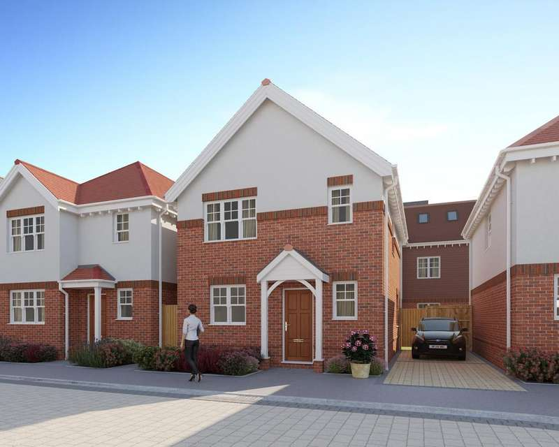 3 Bedrooms Detached House for sale in Melbury Gardens, Upton
