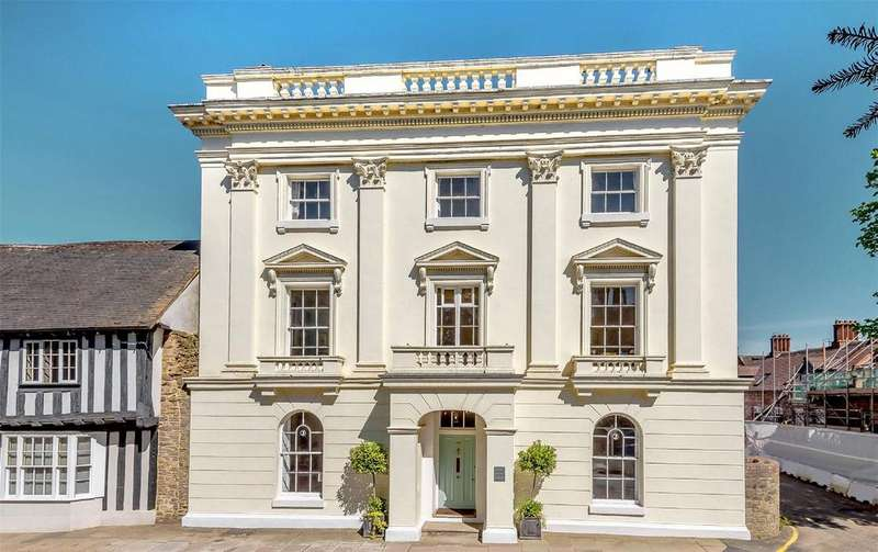 6 Bedrooms Town House for sale in Corve Street, Ludlow