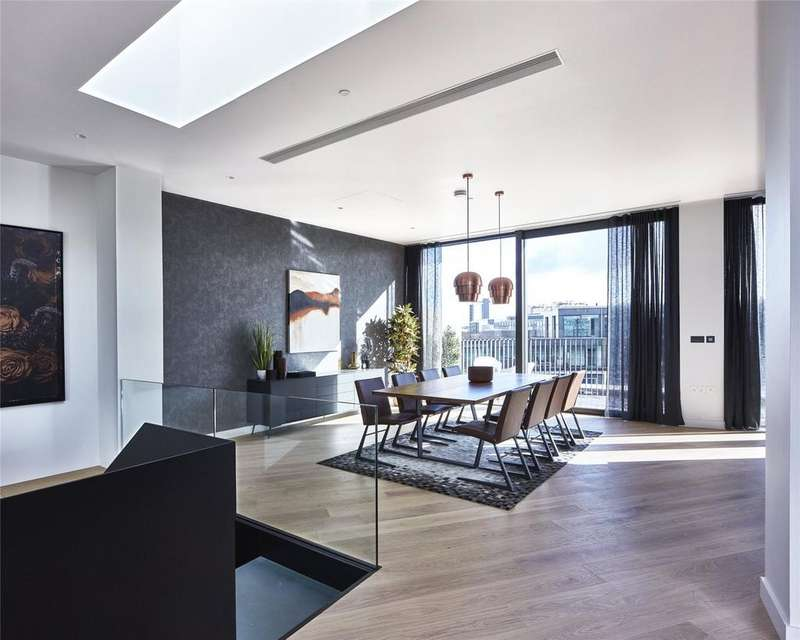 3 Bedrooms Flat for sale in Television Centre, Wood Lane, London