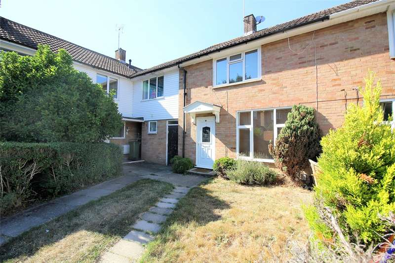 2 Bedrooms Terraced House for sale in Hart Close, Bracknell, Berkshire, RG42