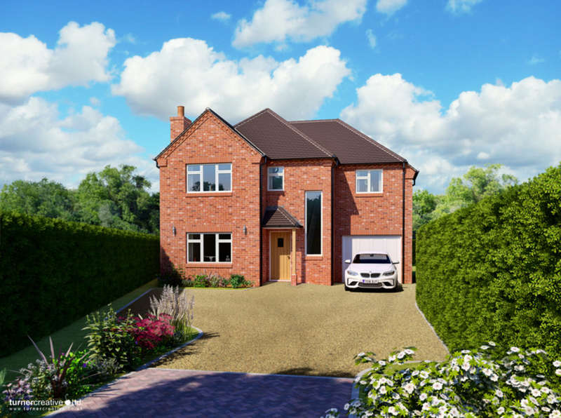 4 Bedrooms Detached House for sale in High Street, Inkberrow, Worcester, WR7 4DY