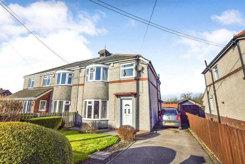 3 Bedrooms Semi Detached House for sale in Station Road North, Murton, Seaham, Co Durham, SR7