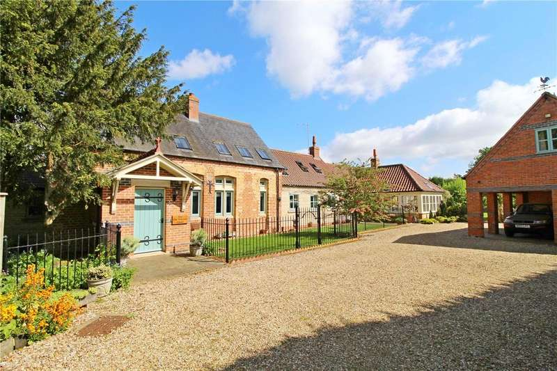 4 Bedrooms Detached House for sale in Church Street, Deeping St. James, Peterborough, PE6