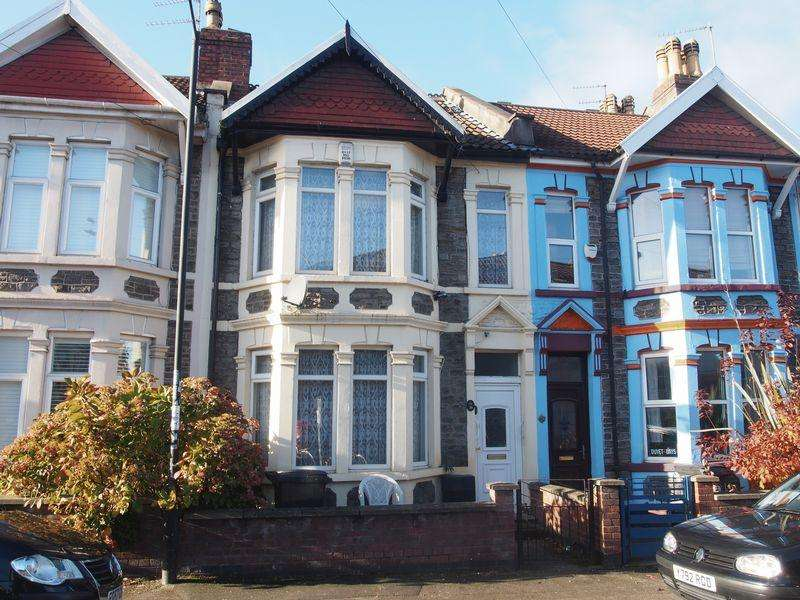 3 Bedrooms Terraced House for sale in Chelsea Road, Easton