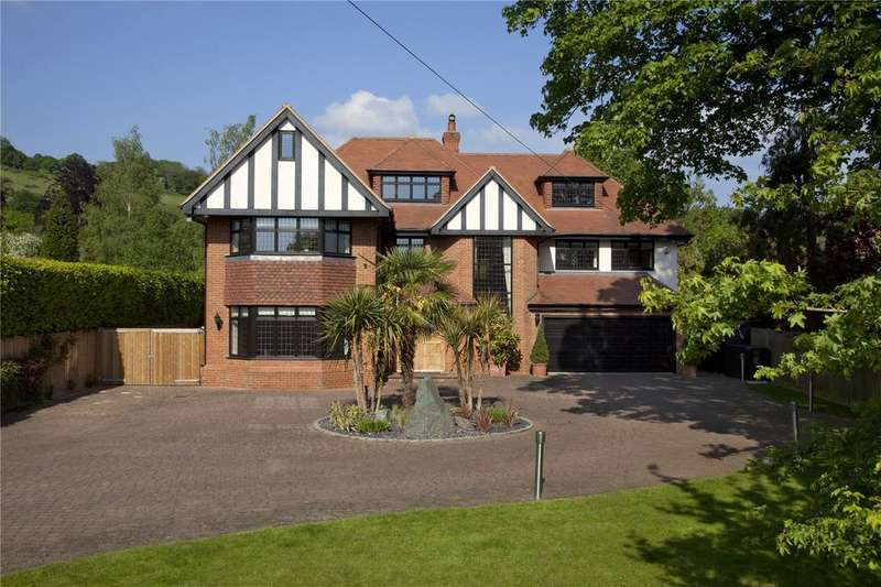7 Bedrooms Detached House for sale in Shoreham Road, Otford, Sevenoaks, Kent, TN14