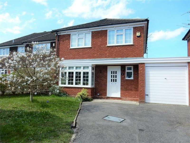 4 Bedrooms Detached House for sale in Horsham Road, Owlsmoor, SANDHURST, Berkshire