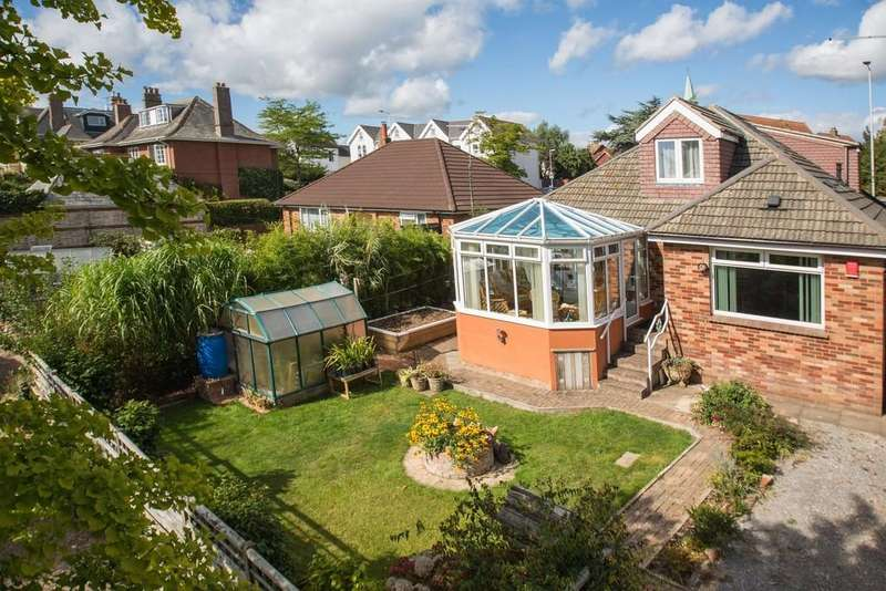 5 Bedrooms Chalet House for sale in Salterton Road, Exmouth