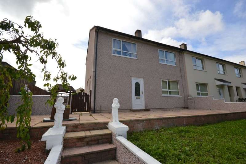 3 Bedrooms Property for sale in Uldale Road, Whitehaven, CA28
