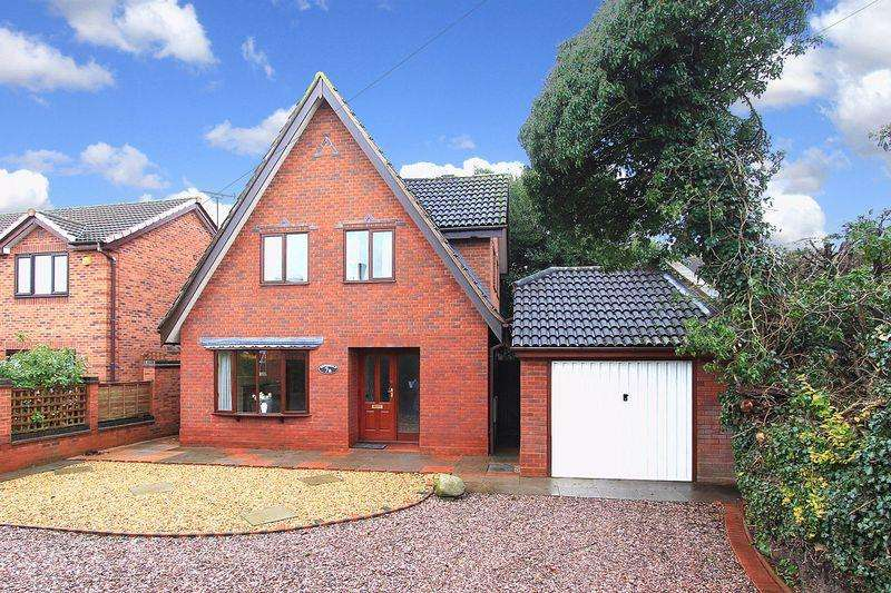 3 Bedrooms Detached House for sale in COVEN, Brewood Road