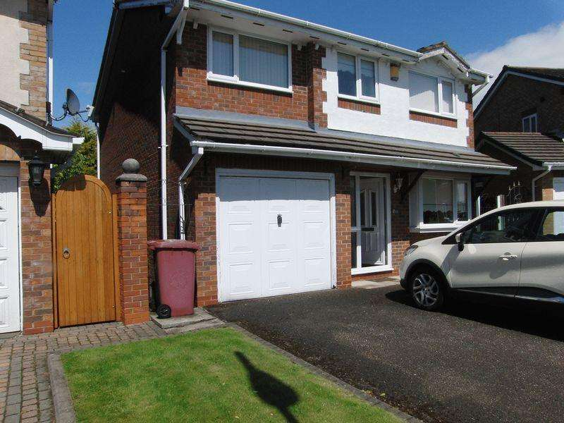 4 Bedrooms Detached House for sale in Mount Road, Liverpool