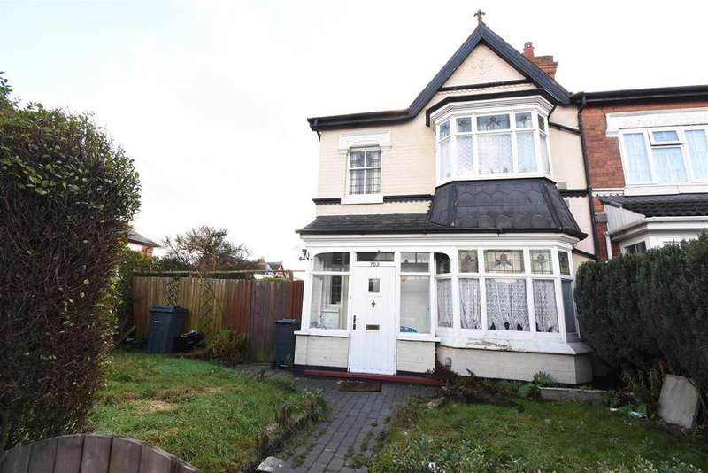 3 Bedrooms Semi Detached House for sale in Washwood Heath Road, Ward End, Birmingham