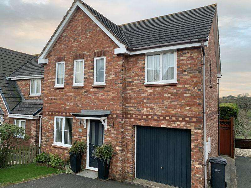 4 Bedrooms Detached House for sale in Brecon Close, Paignton
