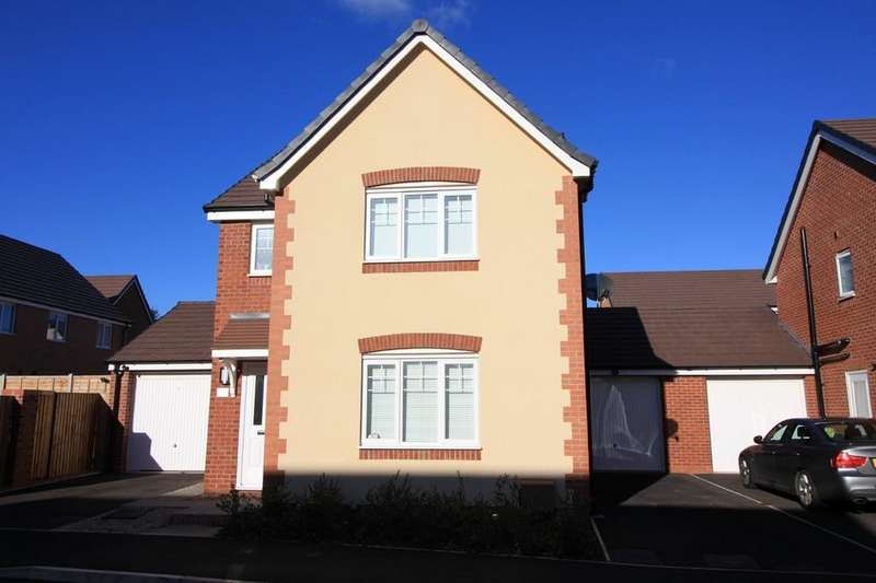 3 Bedrooms Link Detached House for sale in Ansell Way, Harborne