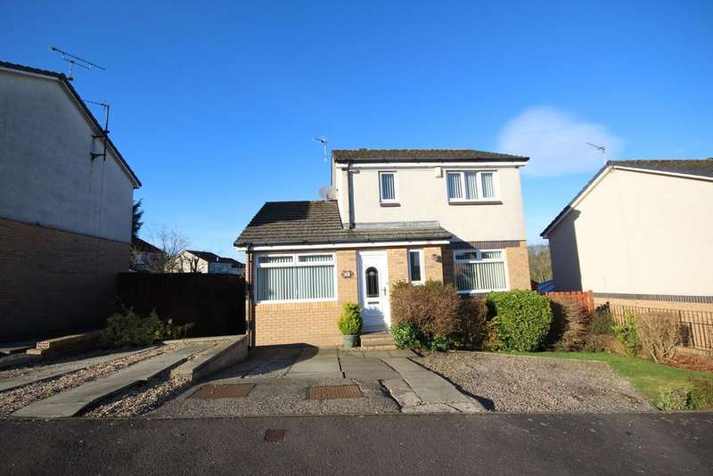 4 Bedrooms Detached House for sale in Allardice Crescent, KIRKCALDY, Fife, KY2