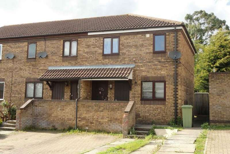 2 Bedrooms End Of Terrace House for sale in Goodwood, Great Holm, Milton Keynes MK8