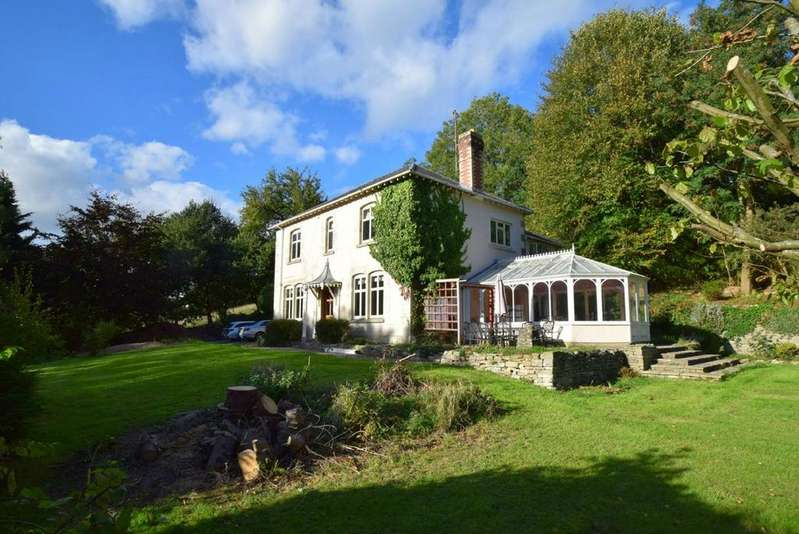 5 Bedrooms Detached House for sale in Rooksmoor, Woodchester, Stroud, GL5
