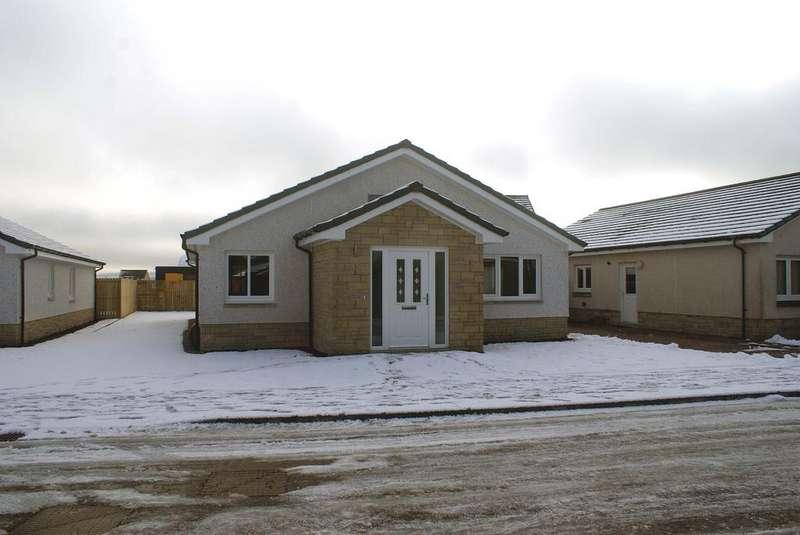 4 Bedrooms Detached Bungalow for sale in Curling Pond Lane , LONGRIDGE, Bathgate EH47 8FD