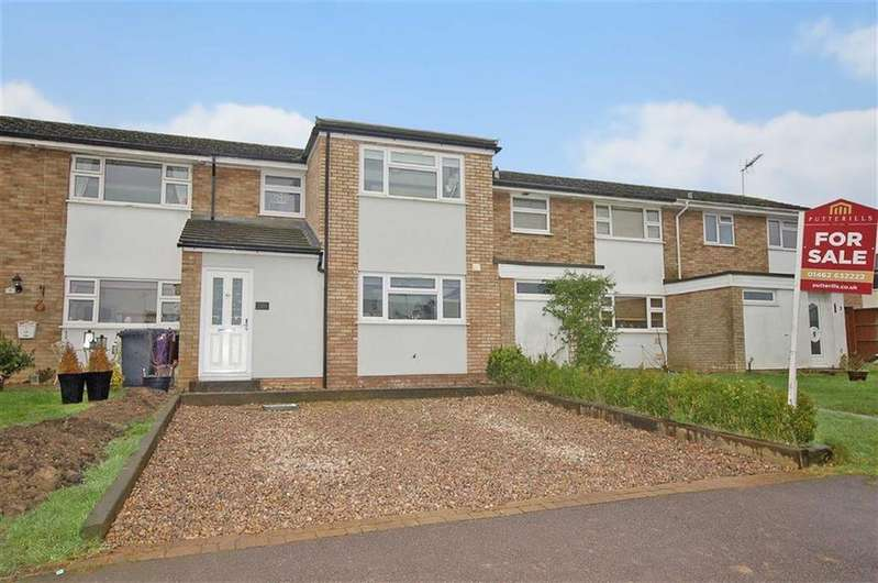 4 Bedrooms Terraced House for sale in The Snipe, Weston, Hertfordshire