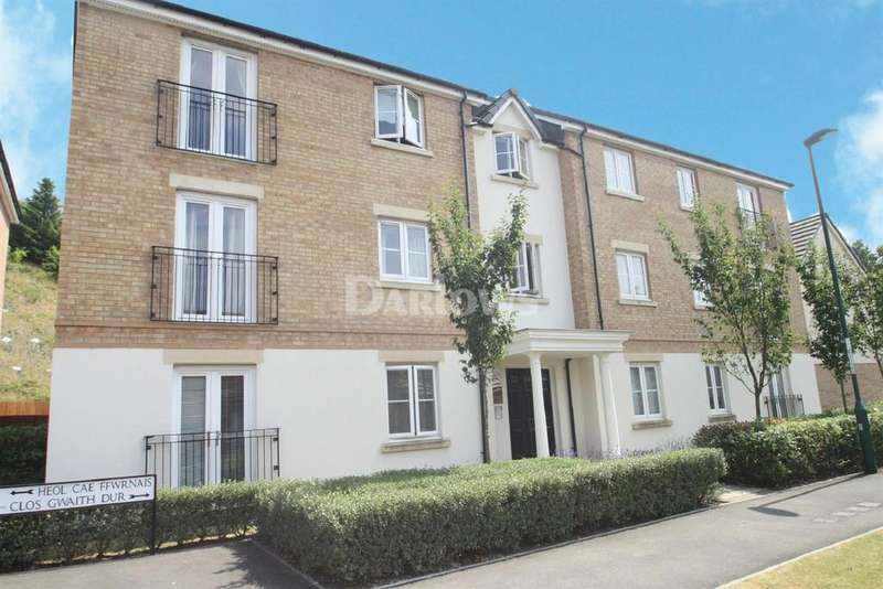1 Bedroom Flat for sale in Clos Gwaith Dur, Ebbw Vale, Gwent