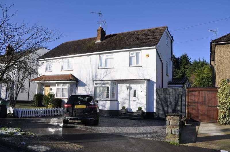 4 Bedrooms Semi Detached House for sale in Windmore Avenue, Potters Bar, EN6