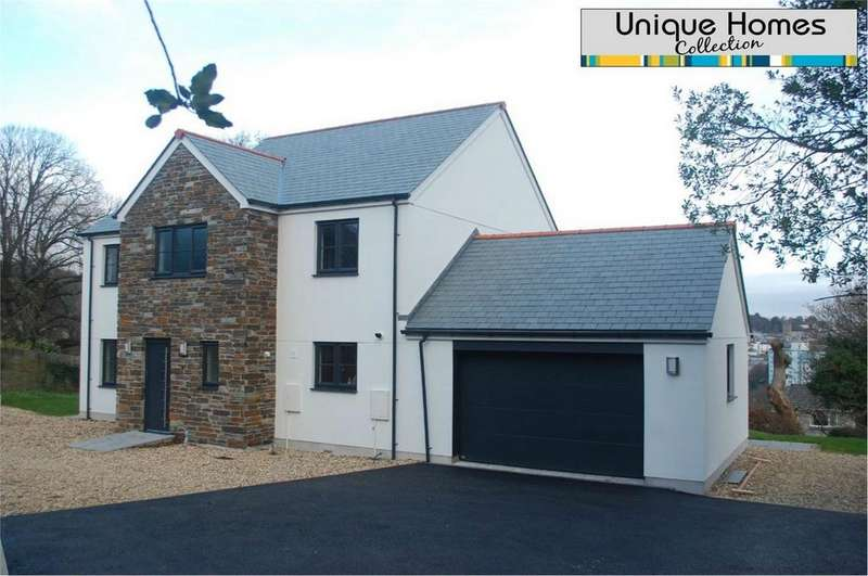 4 Bedrooms Detached House for sale in Edgcumbe Road, St Austell