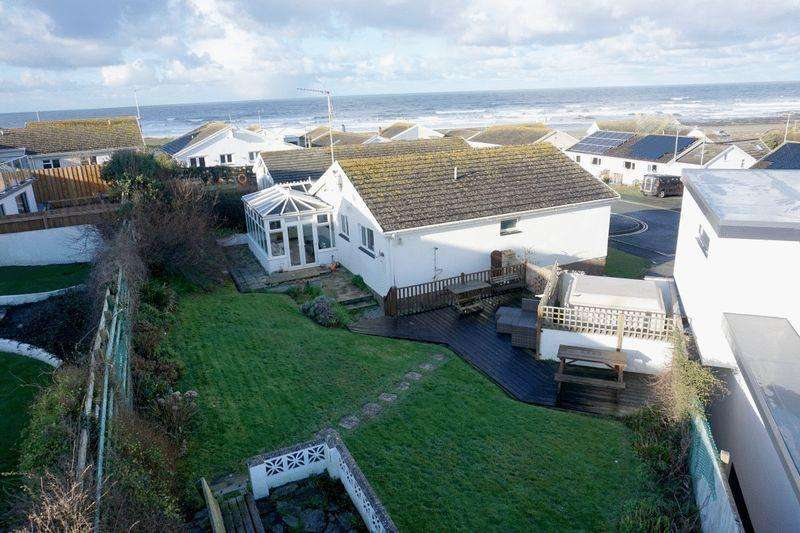 3 Bedrooms Detached Bungalow for sale in Atlantic Close, Widemouth Bay