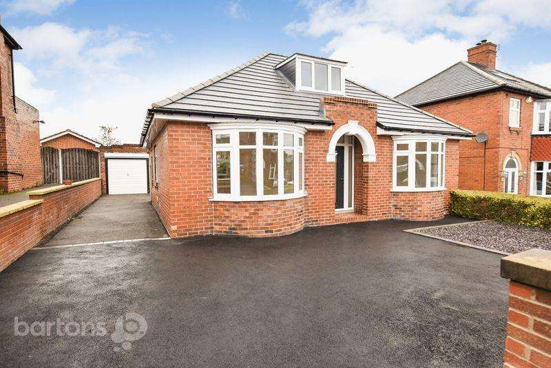 2 Bedrooms Detached Bungalow for sale in Herringthorpe Avenue, Rotherham