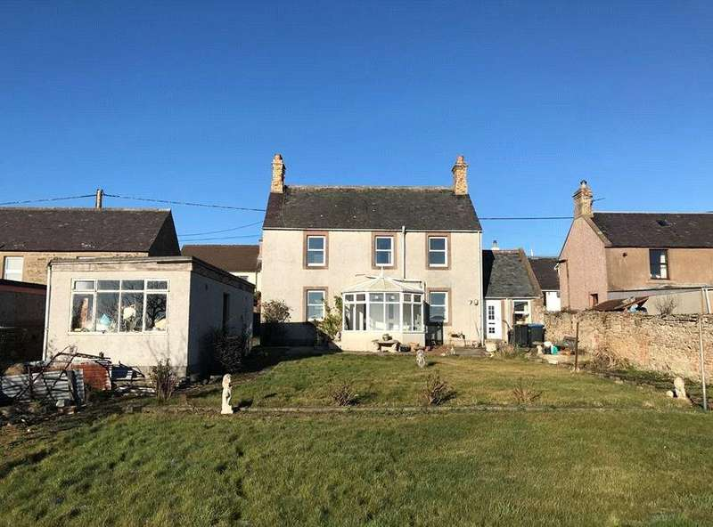 3 Bedrooms Detached House for sale in Cintra, Main Street, East End, Chirnside