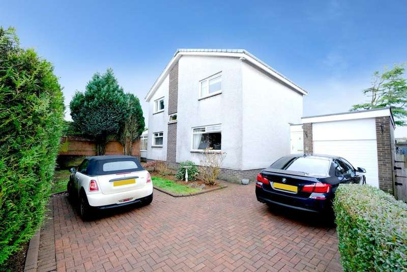 4 Bedrooms Detached House for sale in 7 Charlotte Avenue, Torrance, G64 4BB