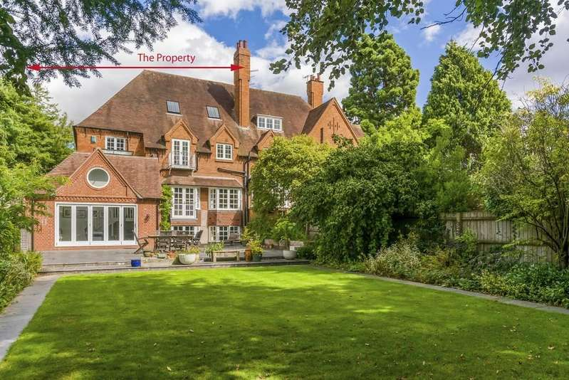 5 Bedrooms Town House for sale in Rowley Crescent, Stratford-Upon-Avon