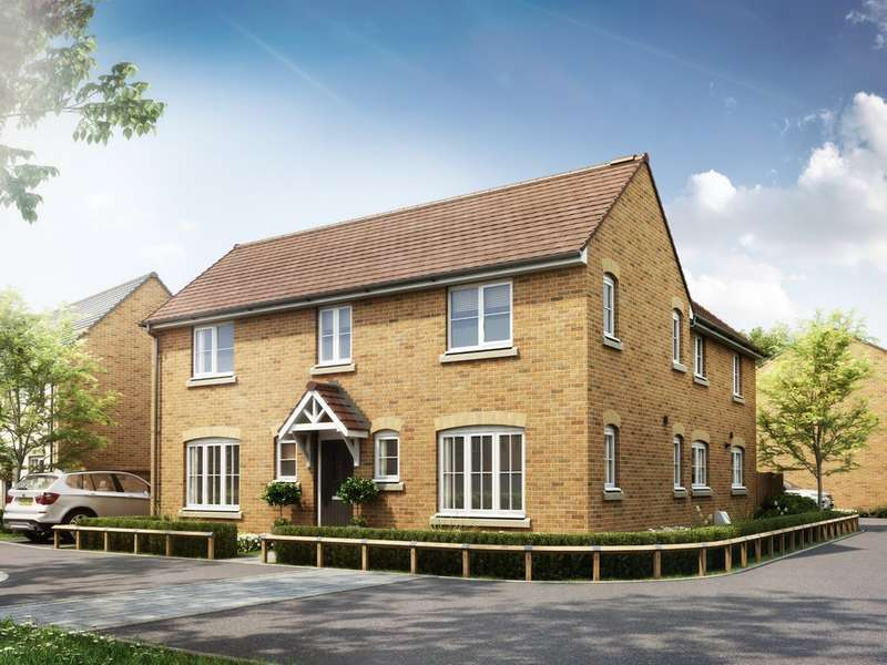 4 Bedrooms Detached House for sale in Shrivenham