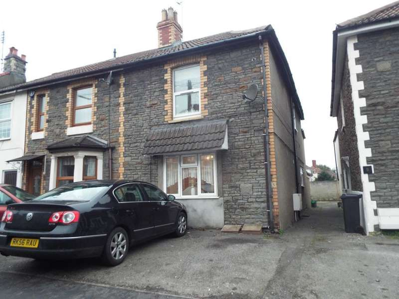 2 Bedrooms Apartment Flat for sale in North Street, Downend, Bristol, BS16 5SY