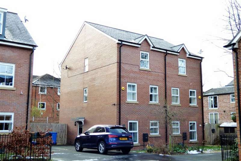 4 Bedrooms Semi Detached House for sale in Besford Close, Fallowfield, Manchester, M14